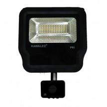 Đèn Pha LED Cảm Ứng Vi Sóng Cao Cấp FL1BR-30W