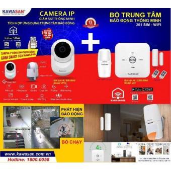 Dùng Wifi - Ứng Dụng KawaSmart