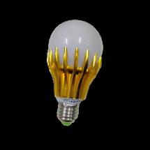 Bóng đèn Led Bulb tròn E27 - 8w vàng
