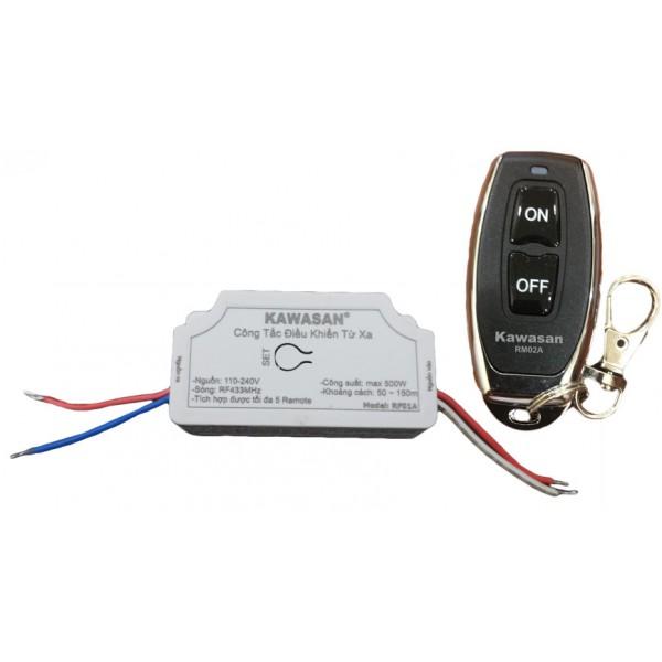 Bộ công tắc điều khiển từ xa công suất cao RF01A-RM2A