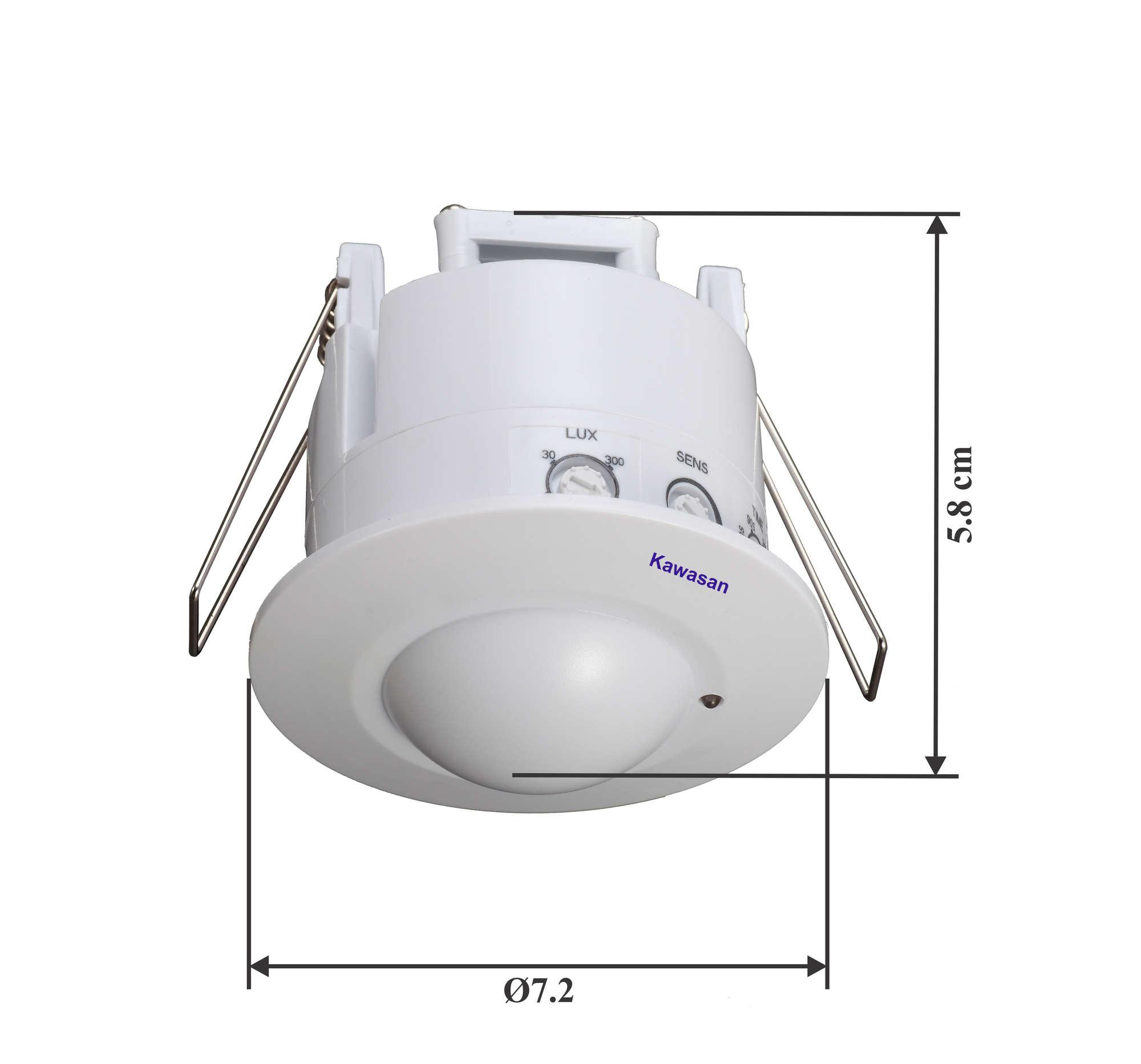 Rs04 công tắc cảm ứng vi sóng