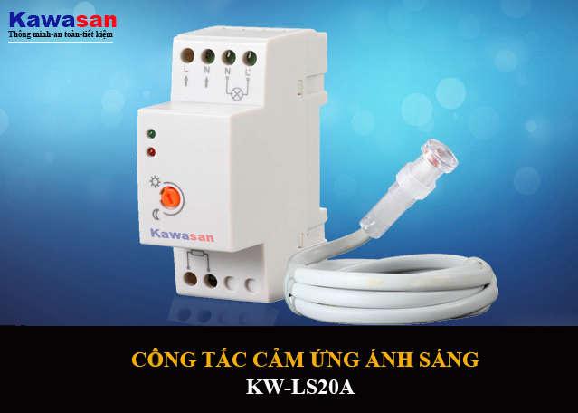 Công tắc cảm ứng ánh sáng KW-LS20A