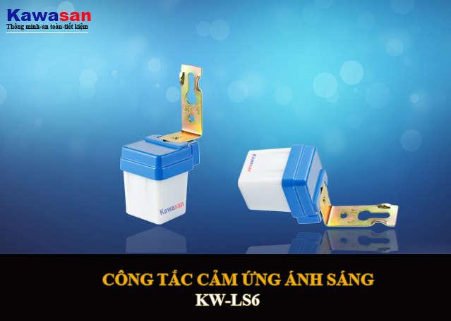 CÔNG TẮC CẢM ỨNG ÁNH SÁNG KW-LS06