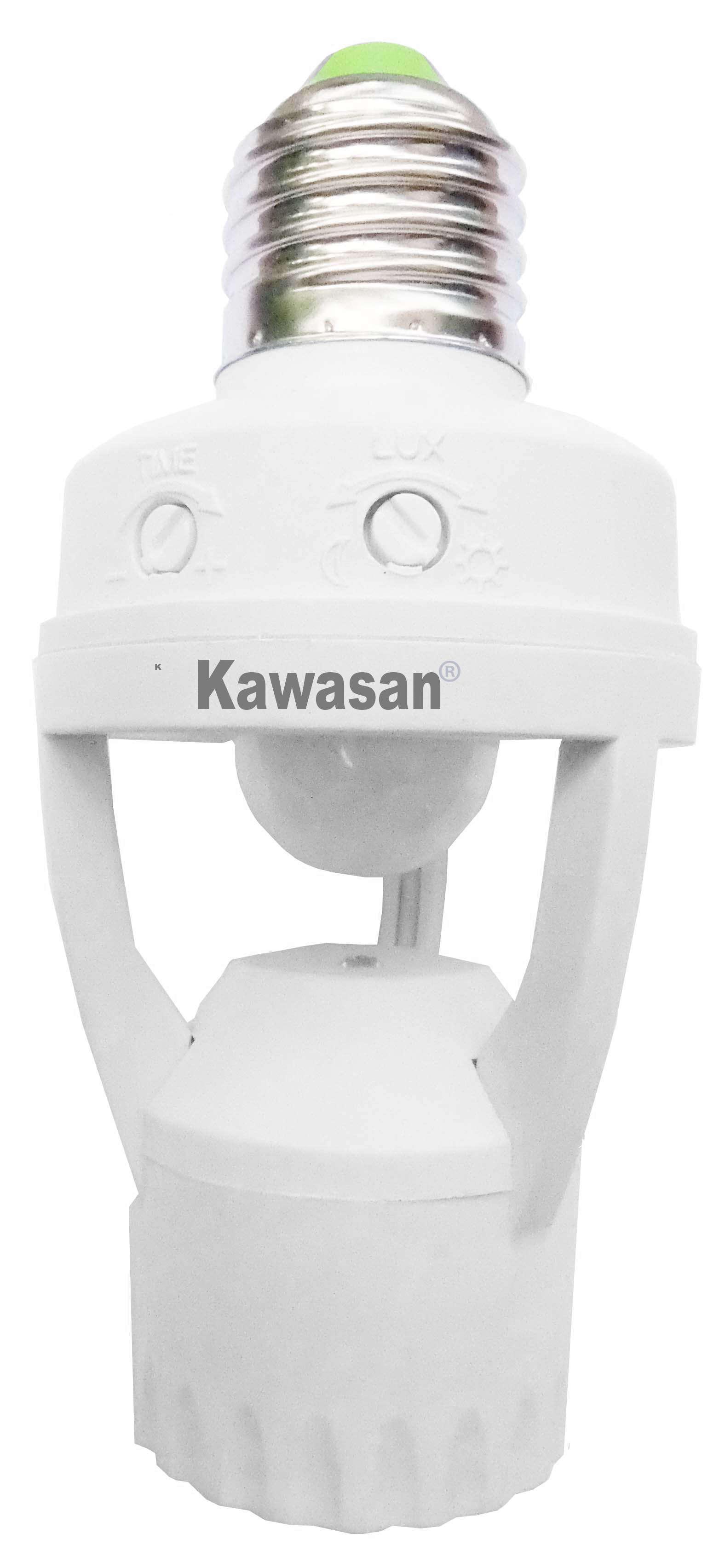 Đui đèn cảm ứng hồng ngoại KW SE27