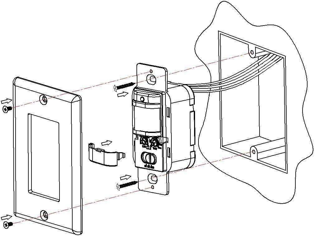 Ss20c2 công tắc cảm ứng hồng ngoại